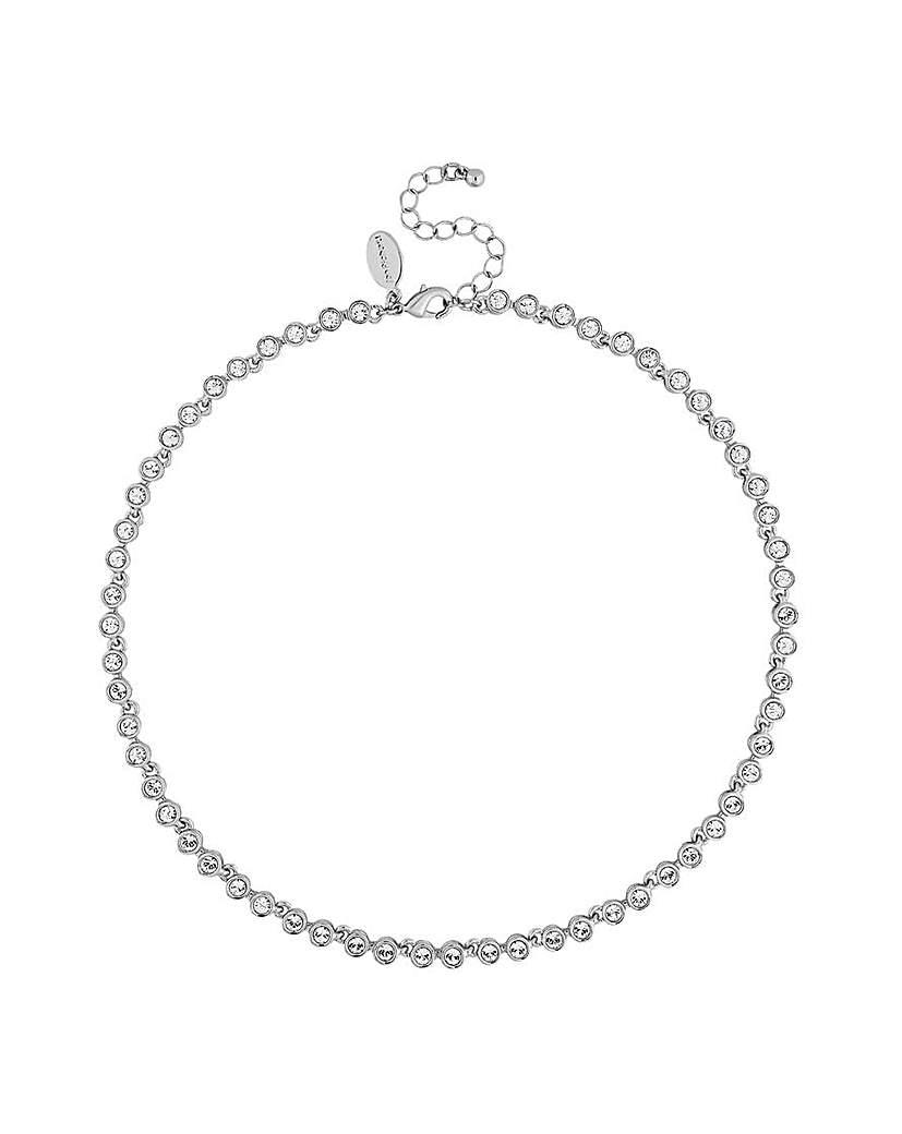 Jon Richard Swarovski Tennis Necklace