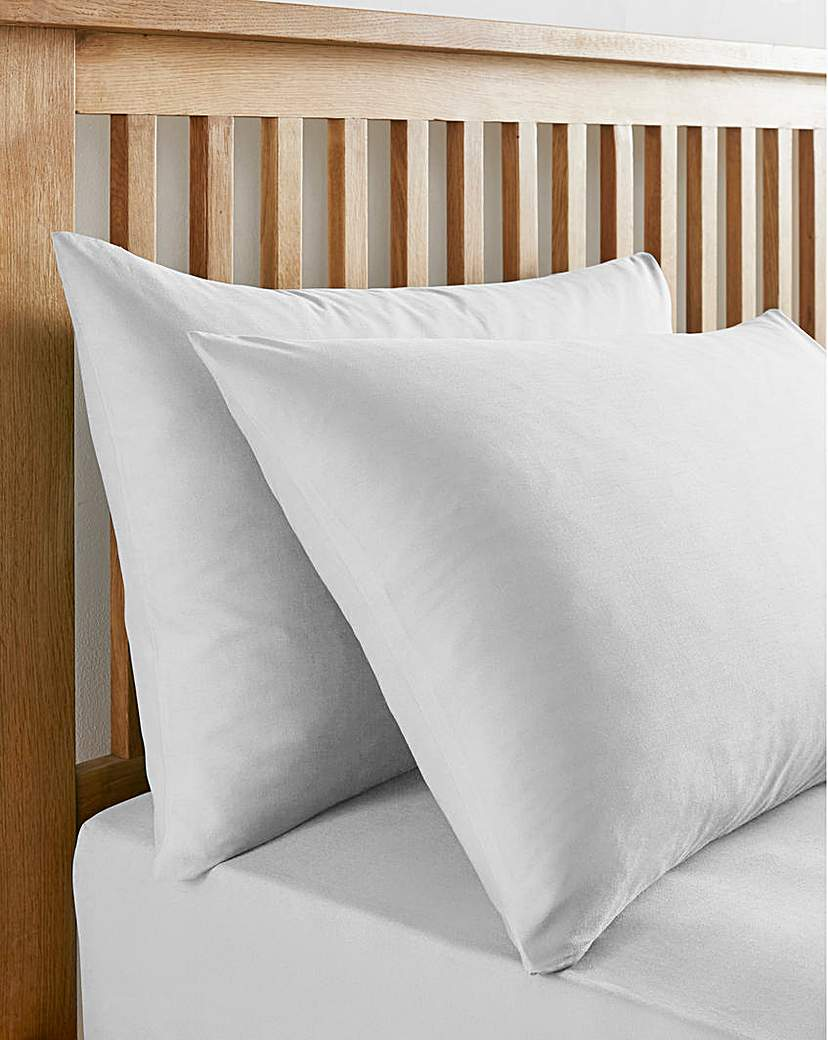 Image of 100% Cotton 200 TC Housewife Pillowcases