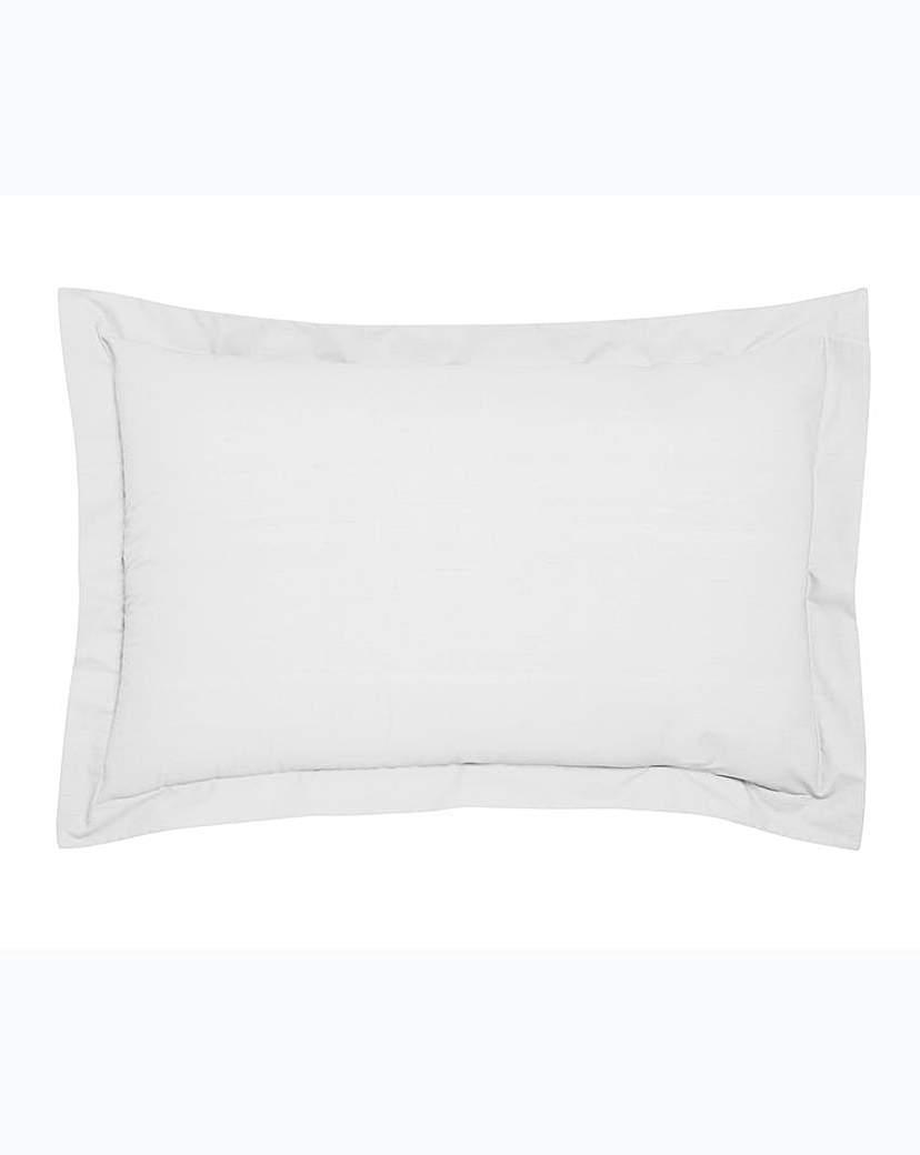 Image of 100% Cotton 200 TC Oxford Pillowcases
