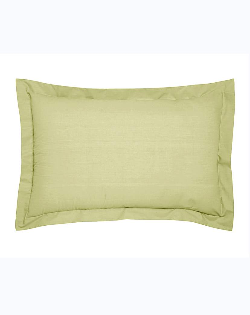Image of 100% Cotton 200 TC Oxford Pillowcases