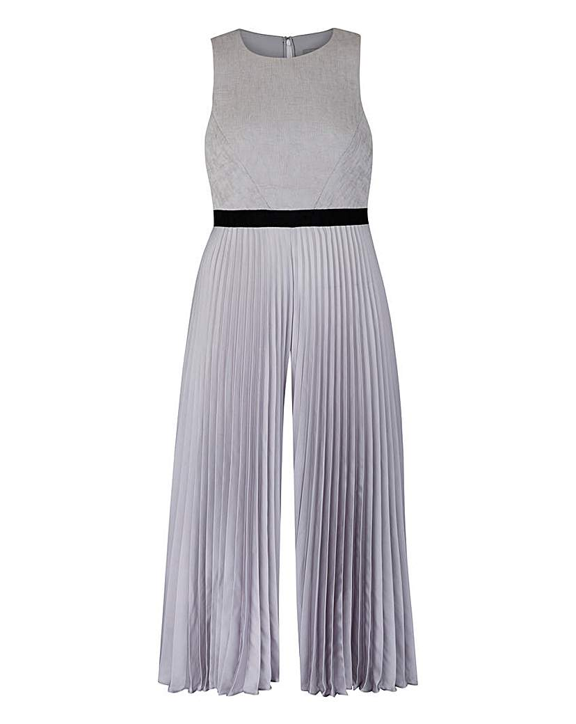 Coast COAST JENNA PLEAT LEG JUMPSUIT