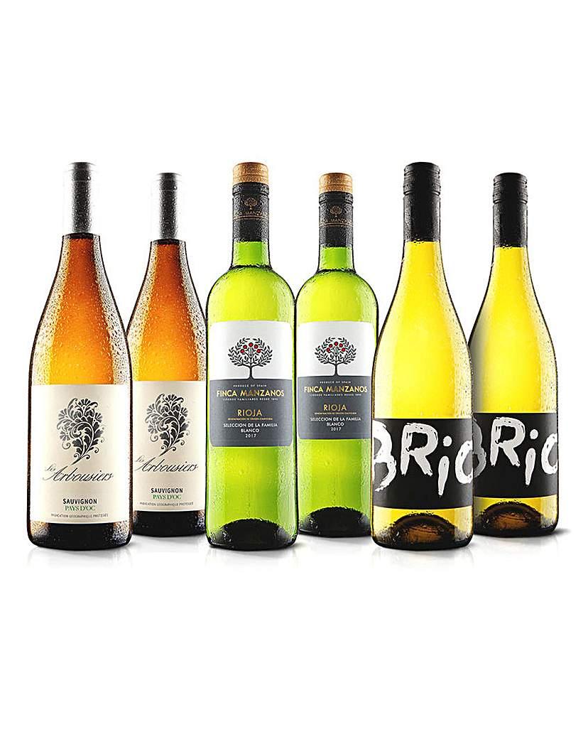 Virgin Wines Essential White Six Pack