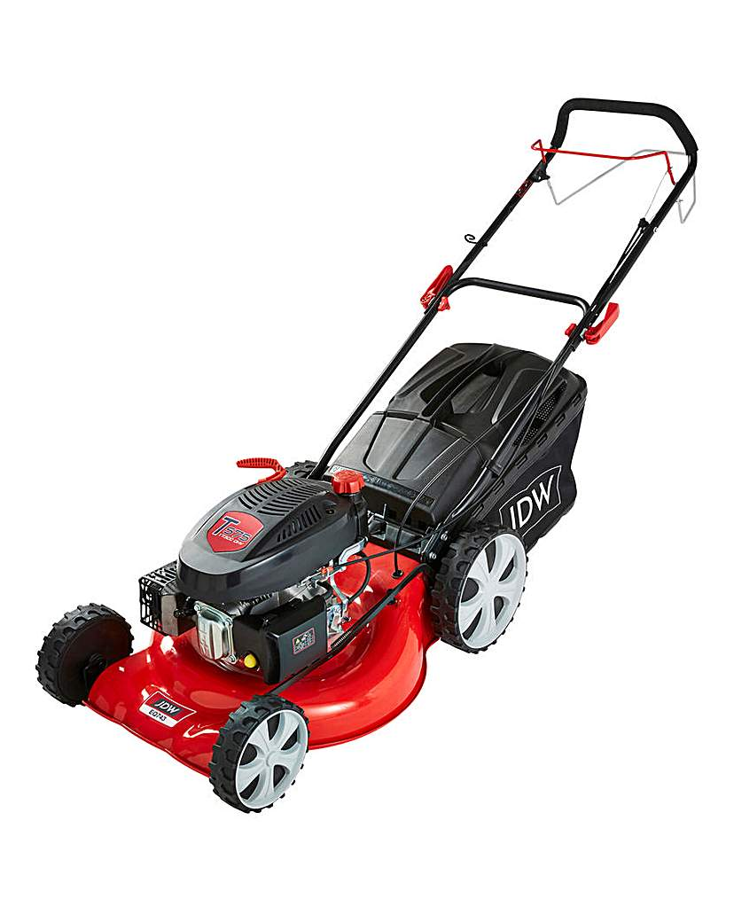 Image of JDW 53cm Powerdrive Petrol Lawnmower