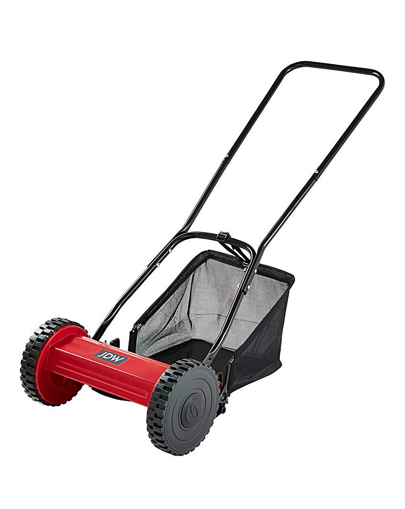 Image of JDW Hand Push Lawn Mower