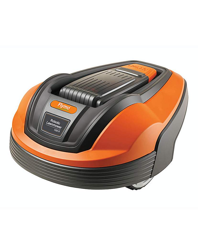 Image of Flymo Robotic Lawnmower 1200 R