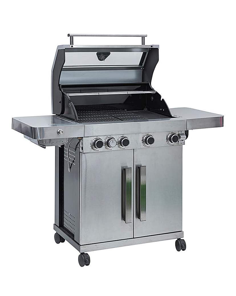 Image of Grillstream Gourmet 4 Burner