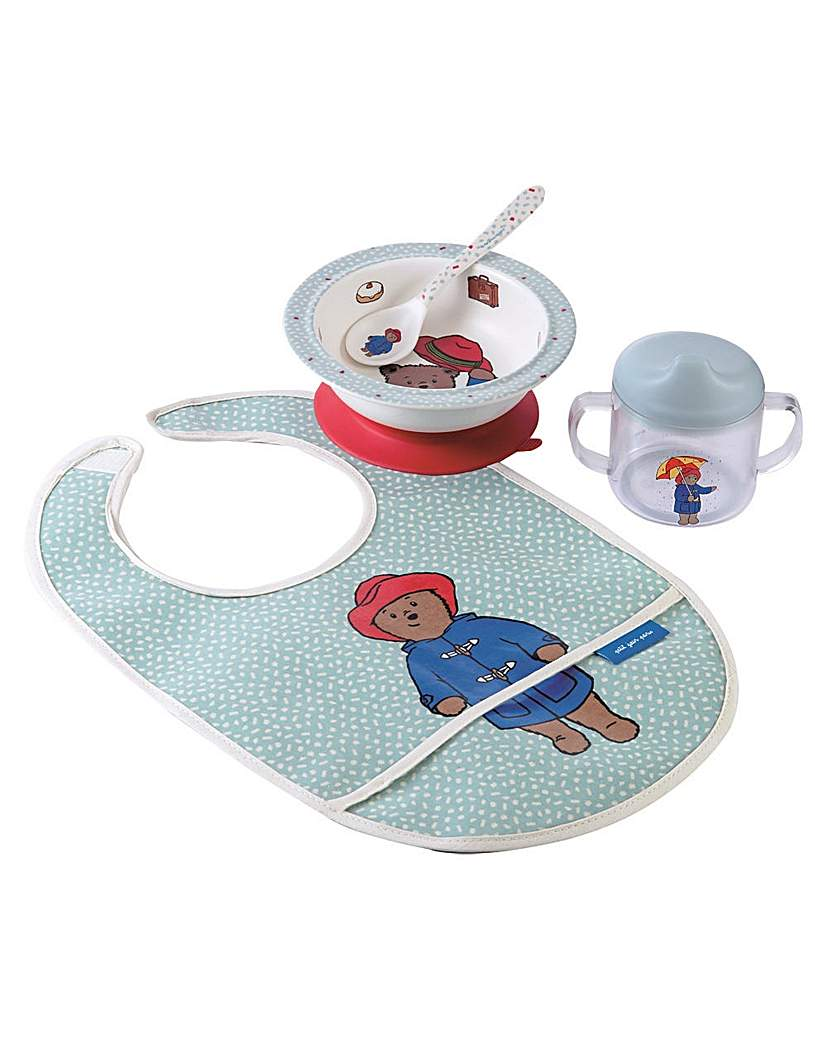 Petit Jour Paddington Bear Baby Set