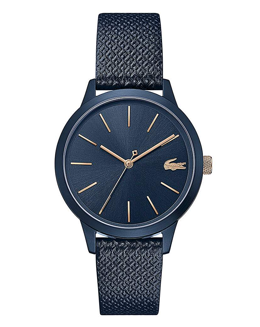 Lacoste Lacoste Ladies Navy Strap Watch