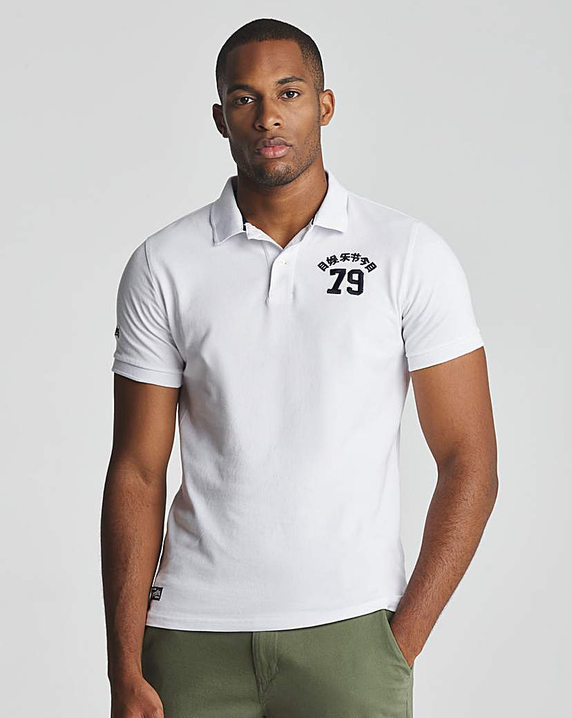Superdry Superstate Short Sleeve Polo