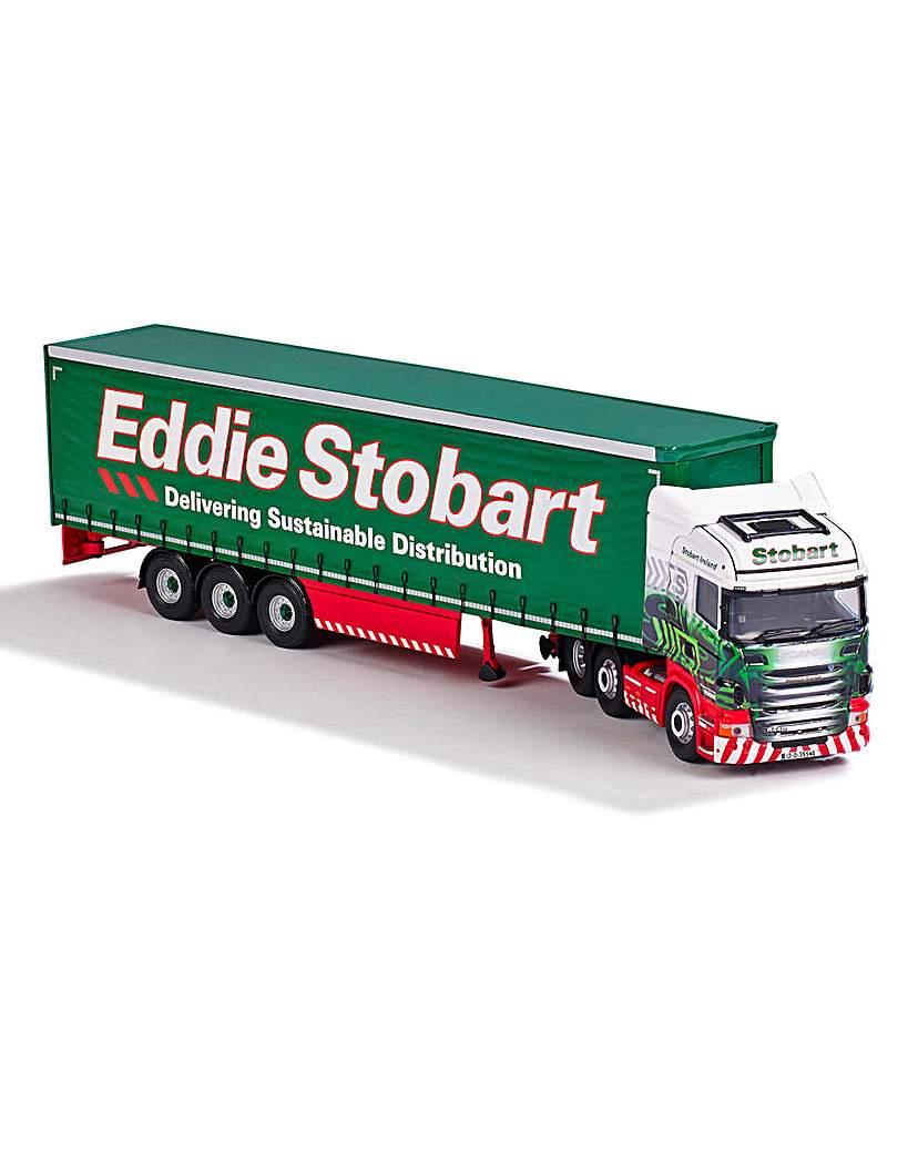 Image of Corgi Eddie Stobart Curtainsider Ireland