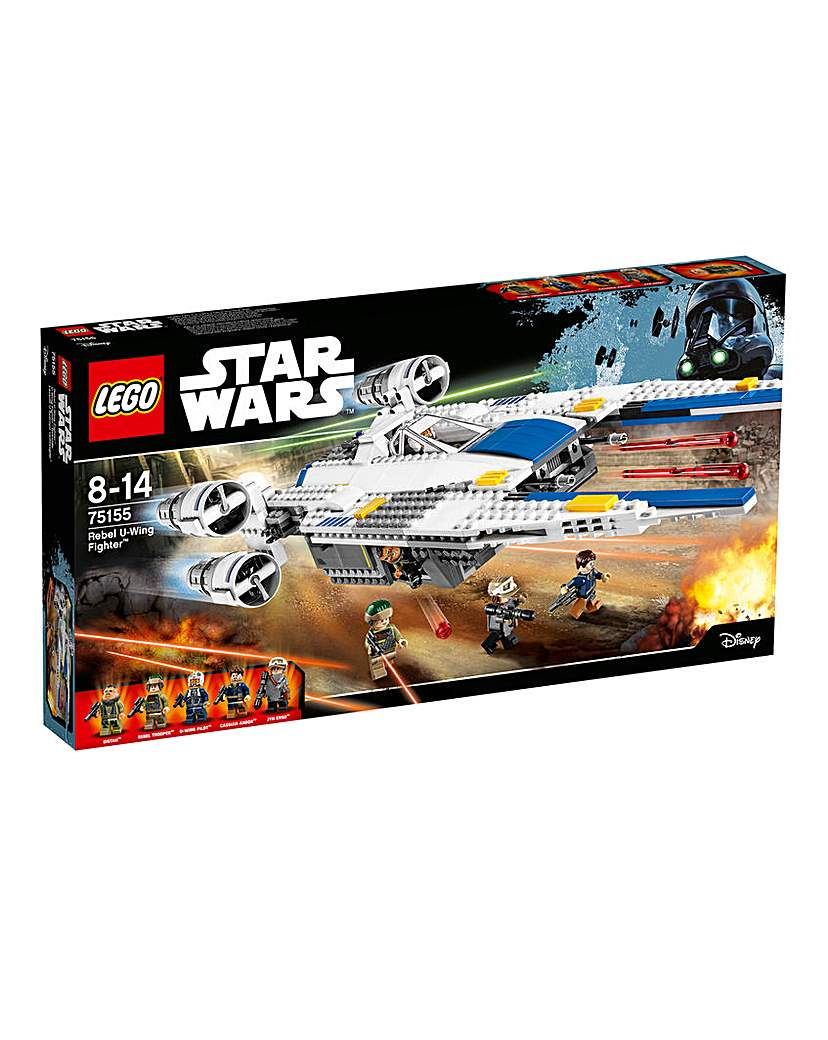 Image of LEGO Star Wars Rebel U-wing Fighter