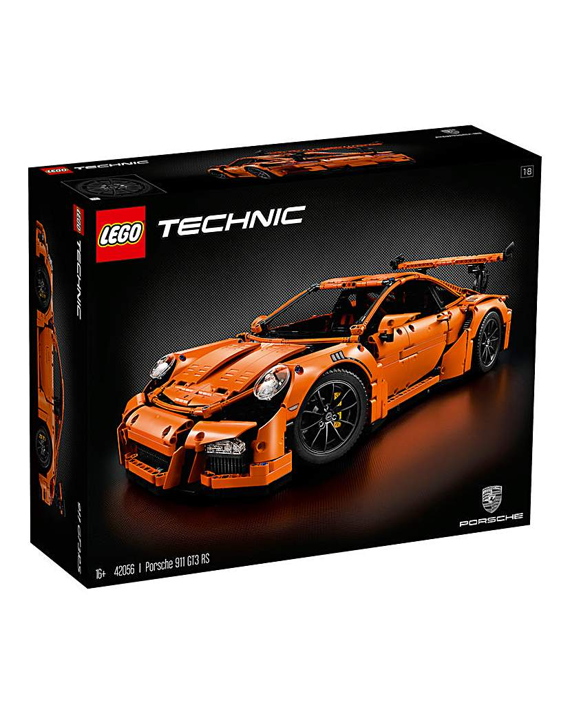 Image of LEGO Technic Porsche 911 GT3 RS