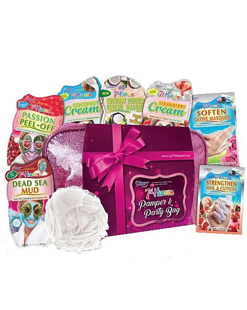 7th Heaven Pamper & Party Bag