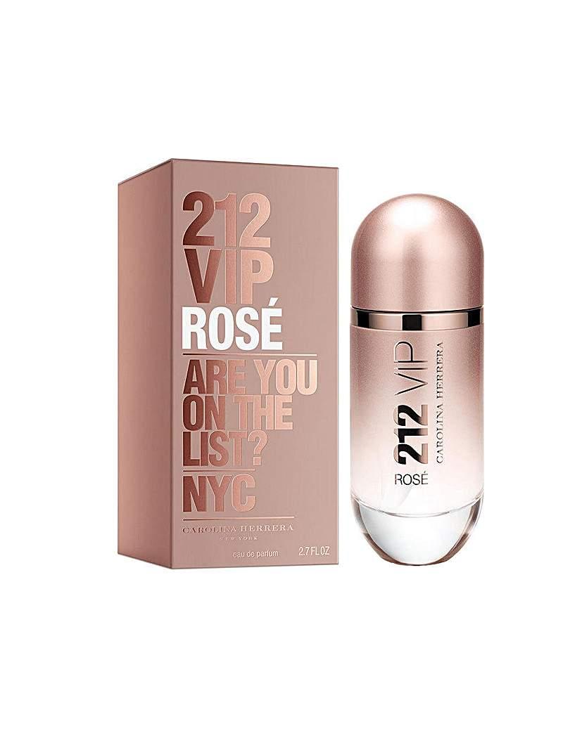 212 VIP Rose EDP Spray 80ML