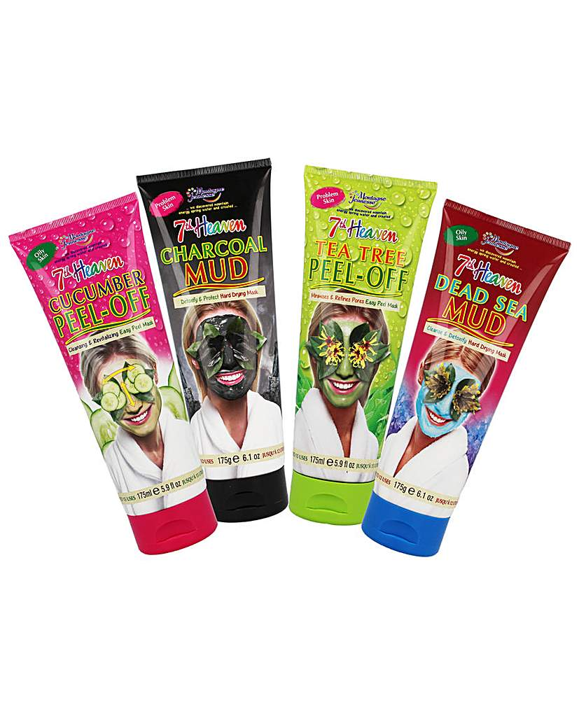 7th Heaven Complete Face Mask Pack