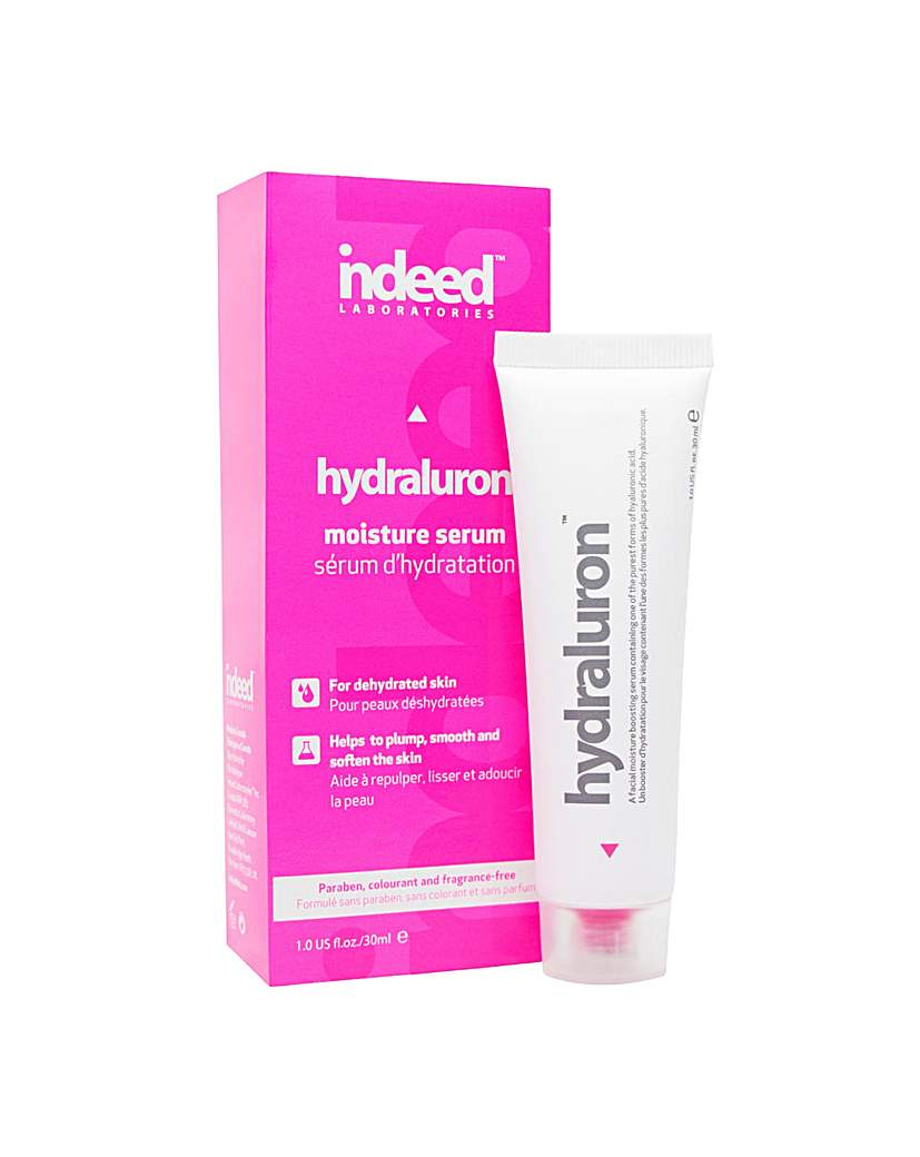 INDEED LABS Indeed Hydraluron Moisture Serum