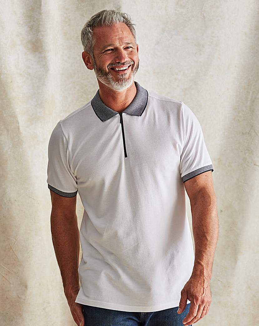 1960s – 1970s Mens Shirts- Dress, Mod, T-Shirt, Turtleneck WILLIAMS  BROWN Short Sleeve Polo Shirt £12.00 AT vintagedancer.com