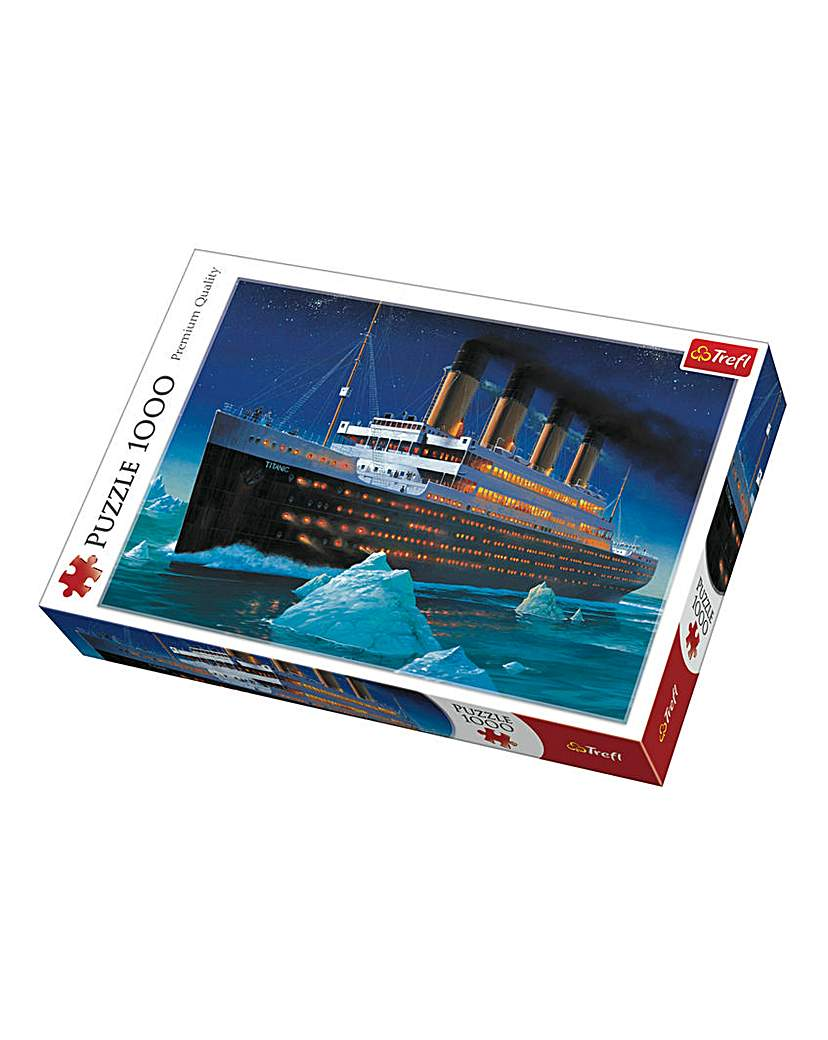 Compare prices for 1000pc Titanic Puzzle