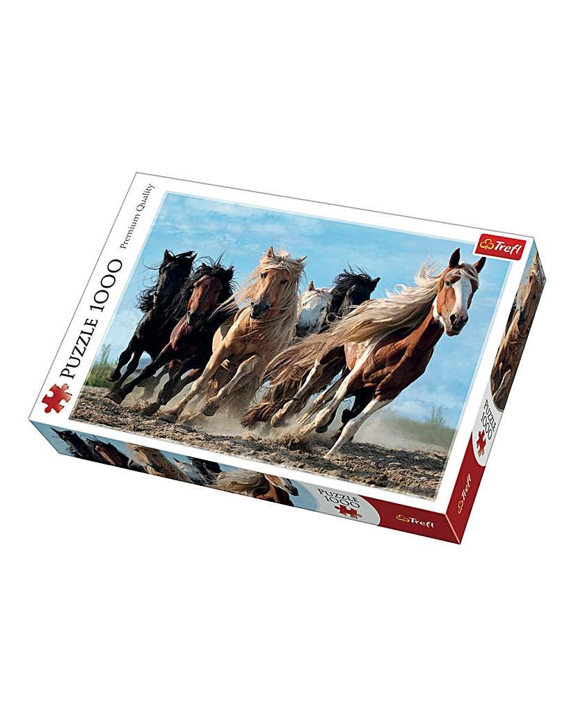 Compare prices for 1000pc Horses Puzzle
