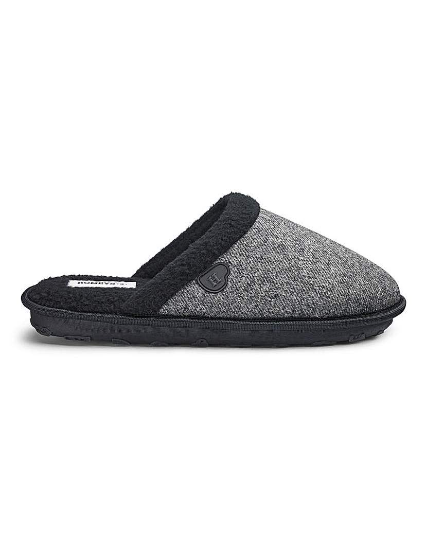 Homey's Mule Slippers