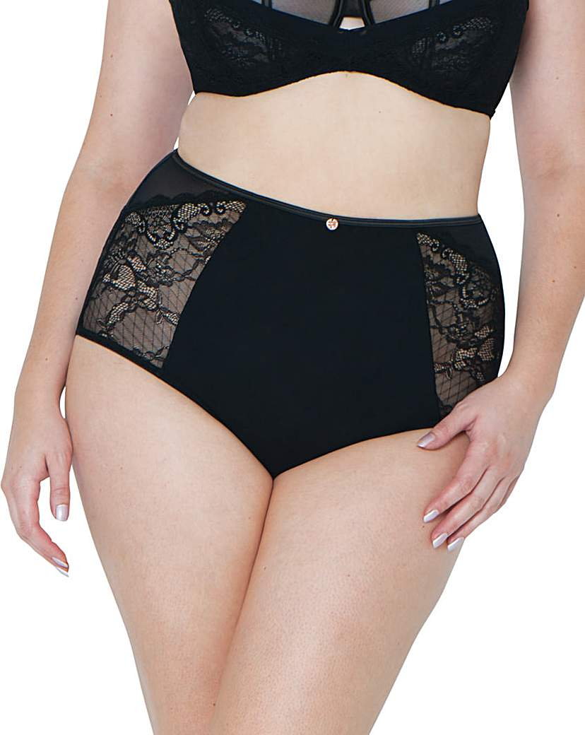 Scantilly Peek a Boo Lace Brief