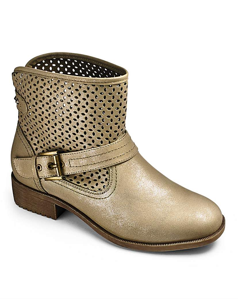 Natures Own Nature's Own Ankle Boots EEE Fit