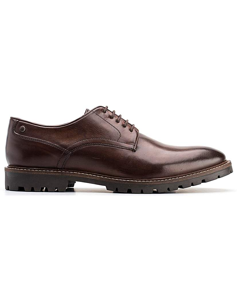 Base London Base London Barrage Lace up Derby Shoe