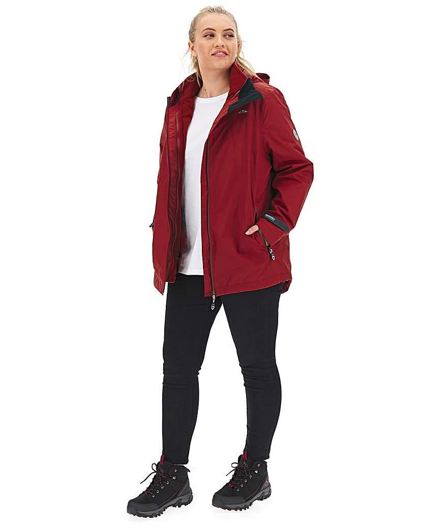 Snowdonia Snowdonia Waterproof 3 in 1 Jacket