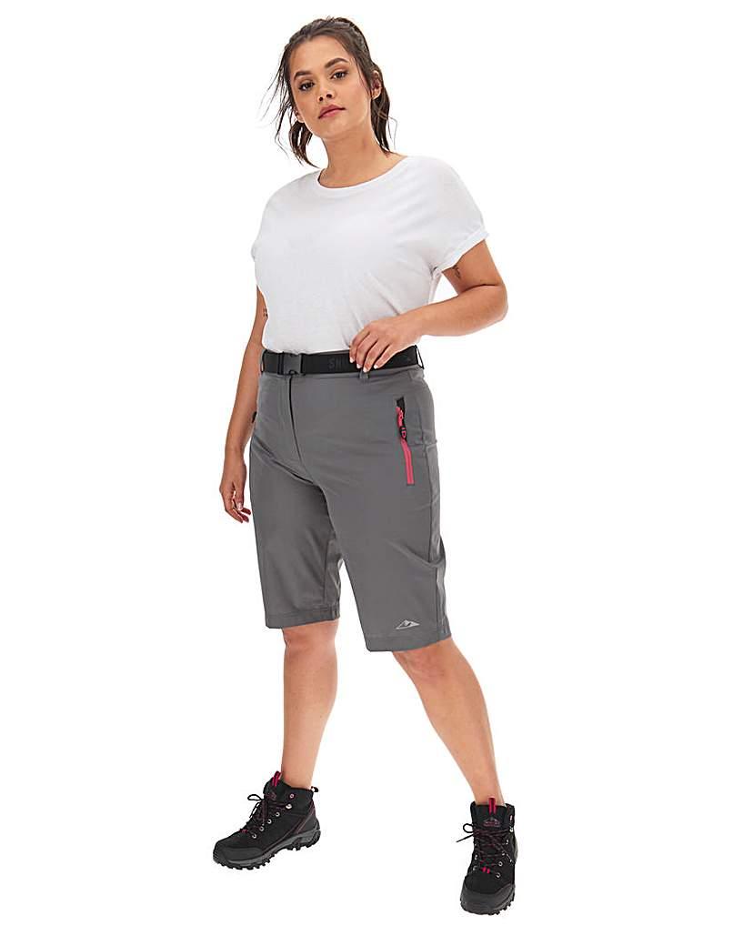 Snowdonia Snowdonia Long Walking Shorts & Belt