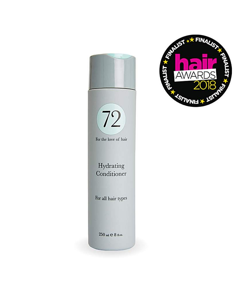 72 Hair Hydrating Conditioner 250ml