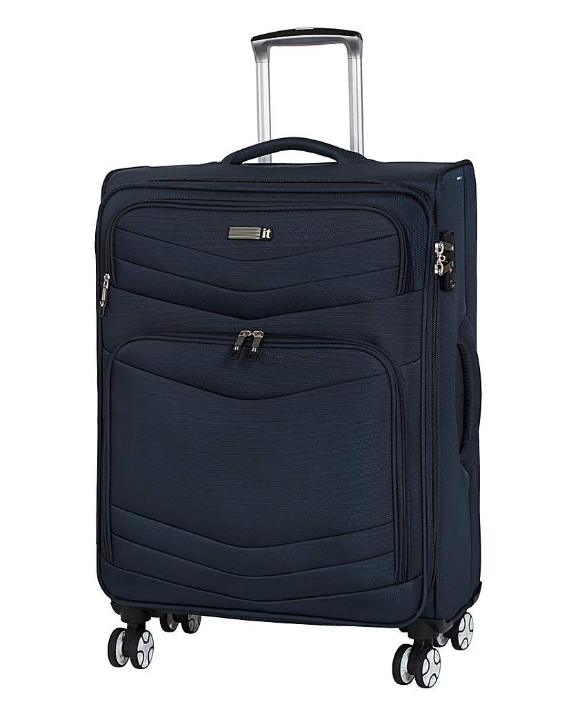 25312677735 IT Luggage Intrepid Medium Suitcase