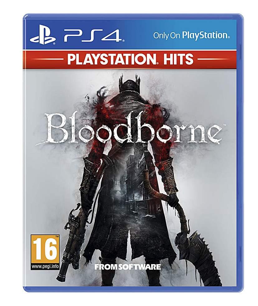 Bloodborne Playstation HITS Range PS4