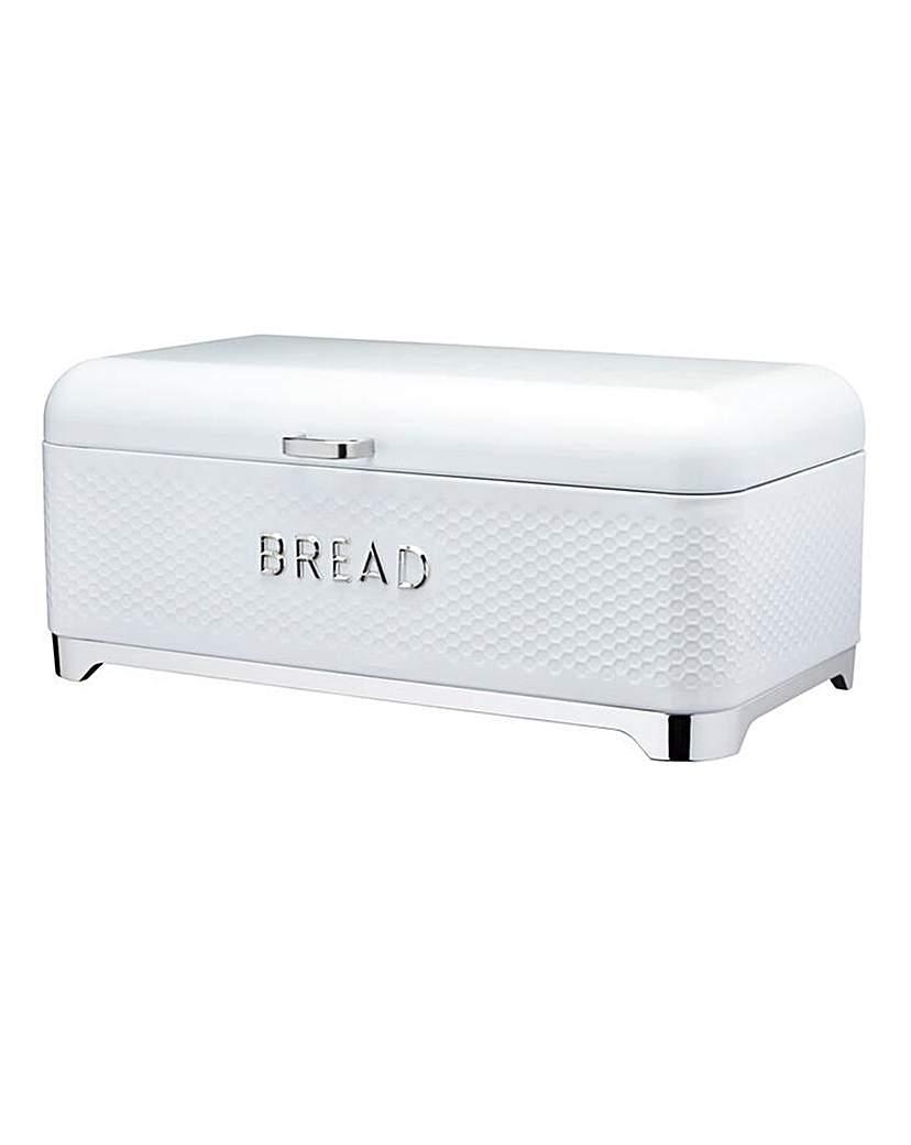 Lovello Bread Bin White