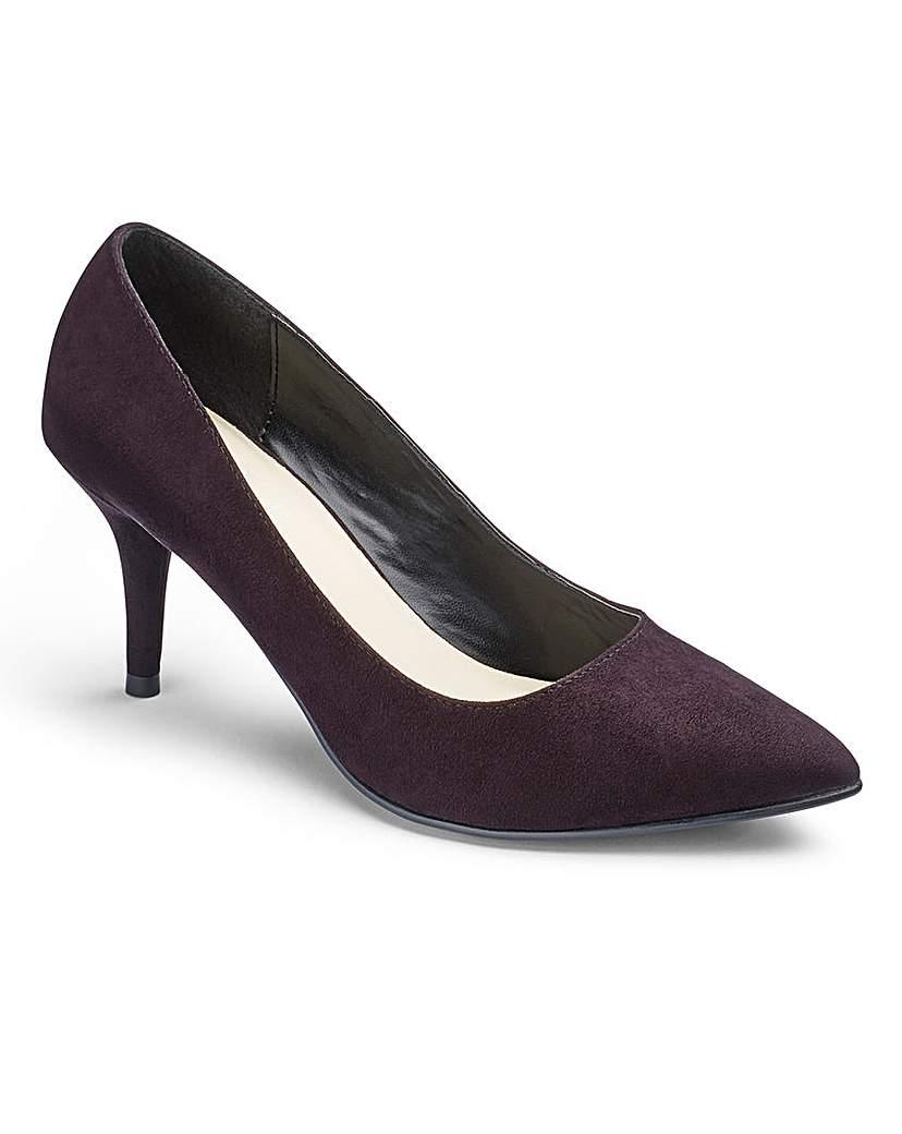 Joanna Hope JOANNA HOPE Court Shoes EEE Fit