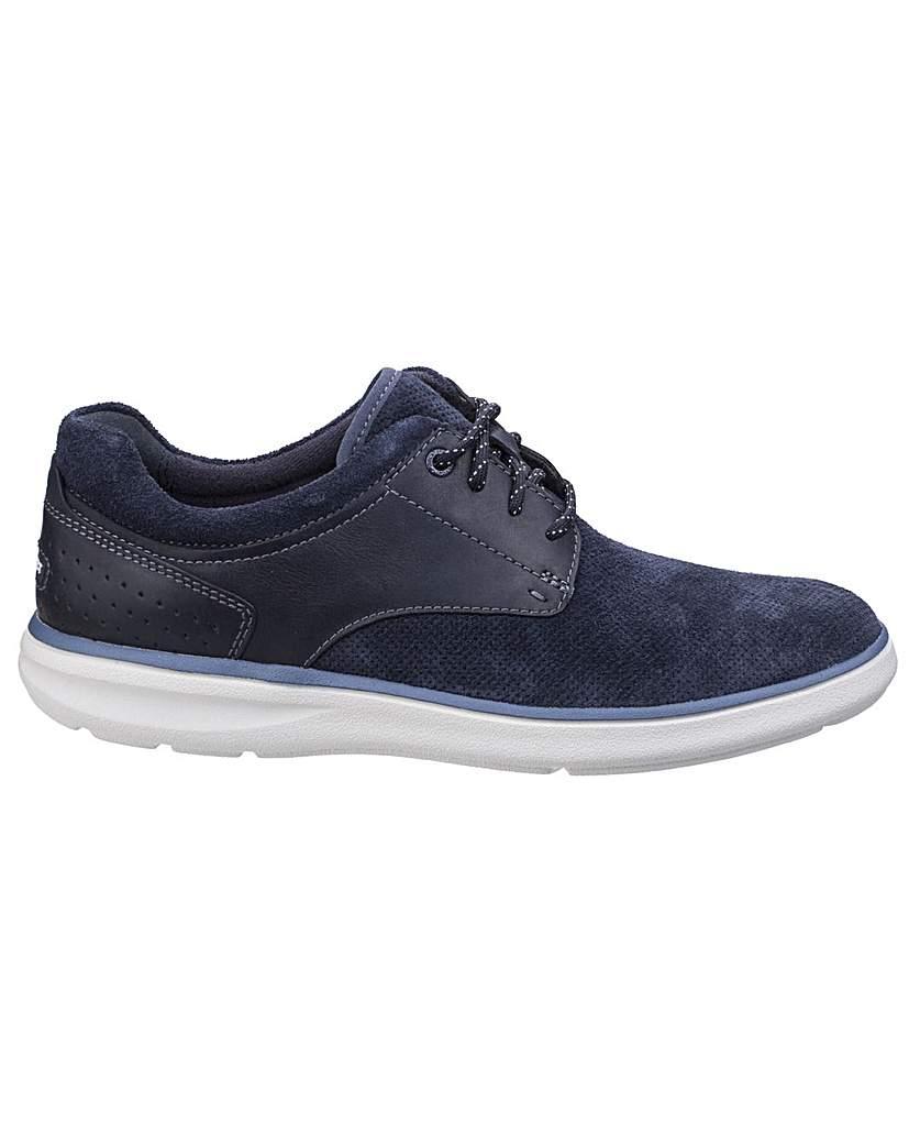 Rockport Zaden Pointed Toe Blucher Shoes