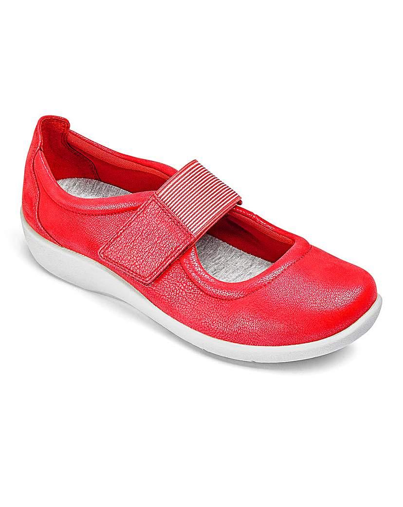 Clarks Sillian Cala Bar Shoes E Fit