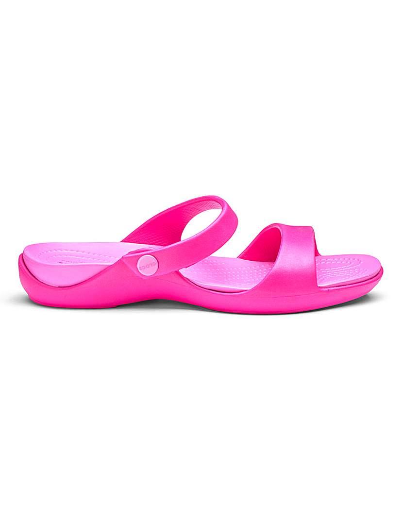 Crocs Crocs Mule Sandals D Fit