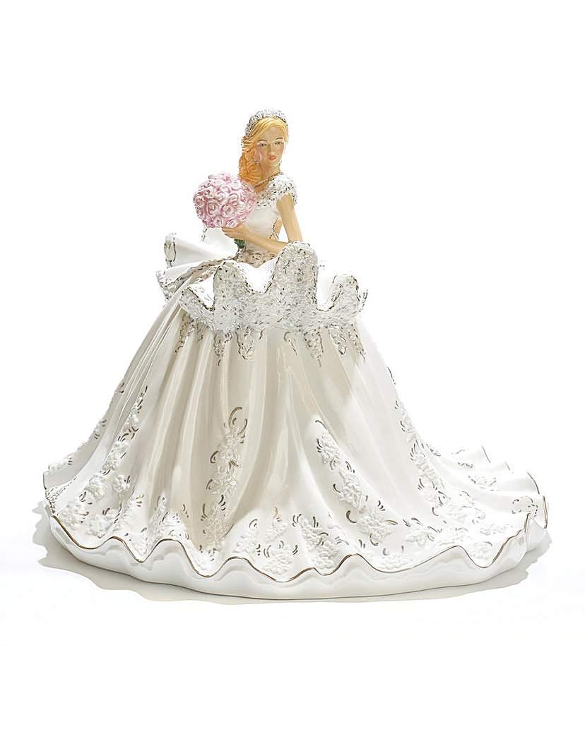 Image of Gypsy Elegance Wedding Figurine - Blonde