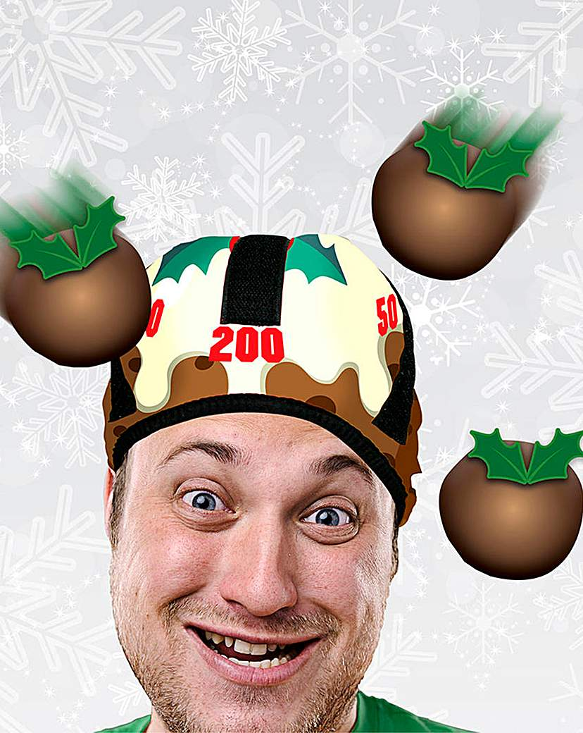 Image of Christmas Pud Head