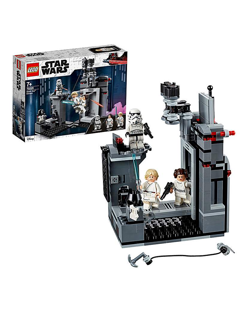 Image of LEGO Star Wars Death Star Escape