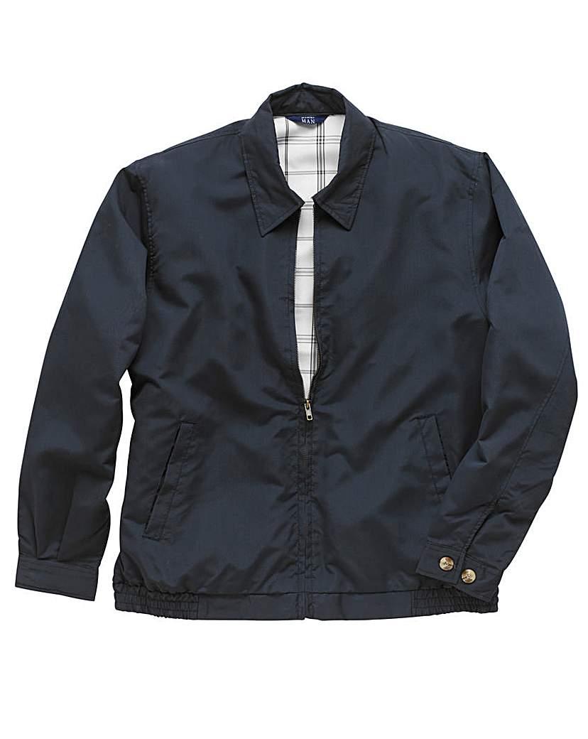 50s Men's Jackets | Greaser Jackets, Leather, Bomber, Gabardine Premier Man Golf Jacket R £22.50 AT vintagedancer.com