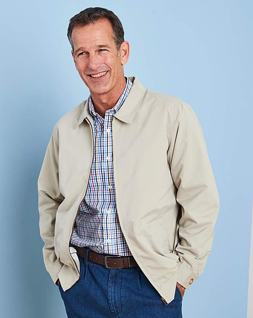 50s Men's Jackets | Greaser Jackets, Leather, Bomber, Gabardine Premier Man Golf Jacket R £25.00 AT vintagedancer.com