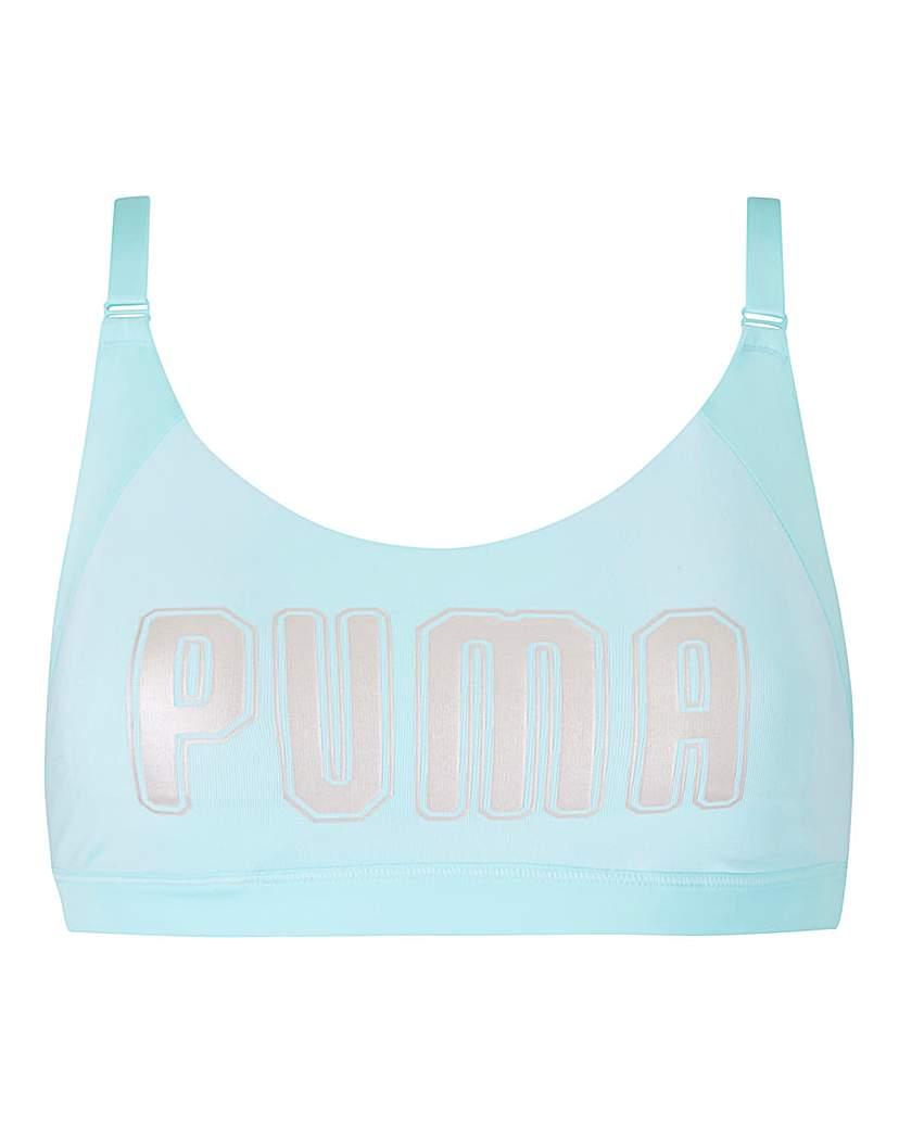 Image of Puma Logo Sports Bra
