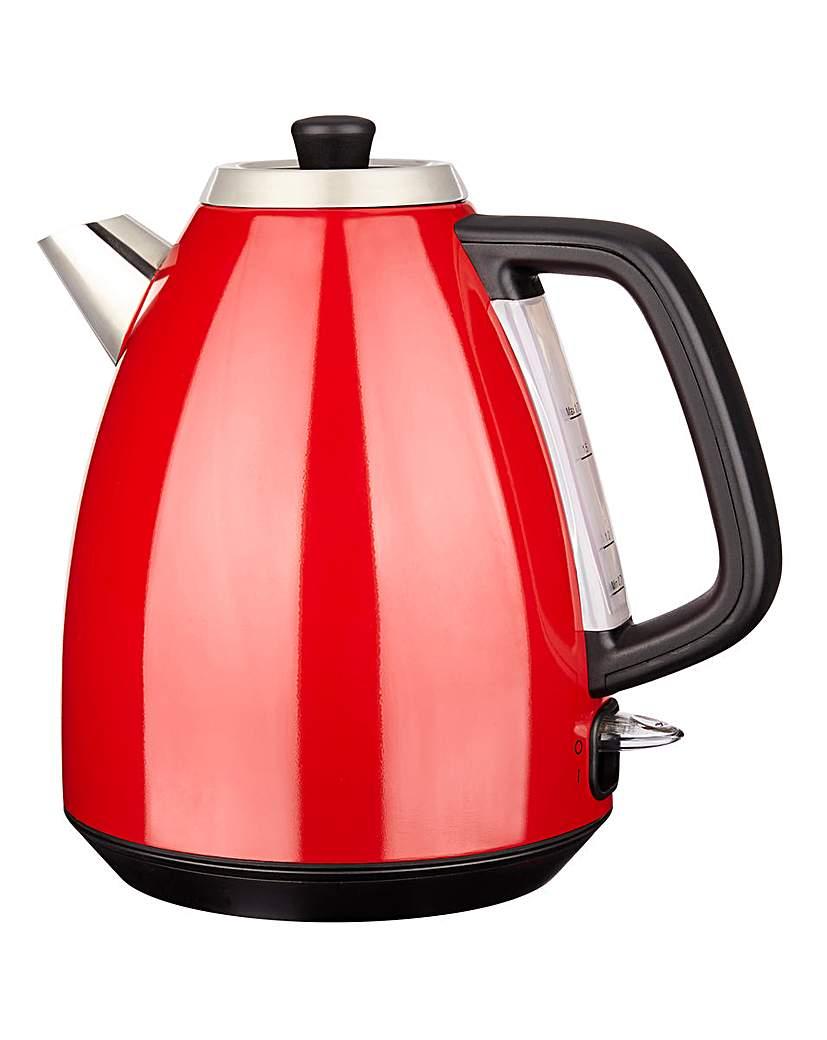 Image of 1.7Litre Rapid Boil Red Kettle