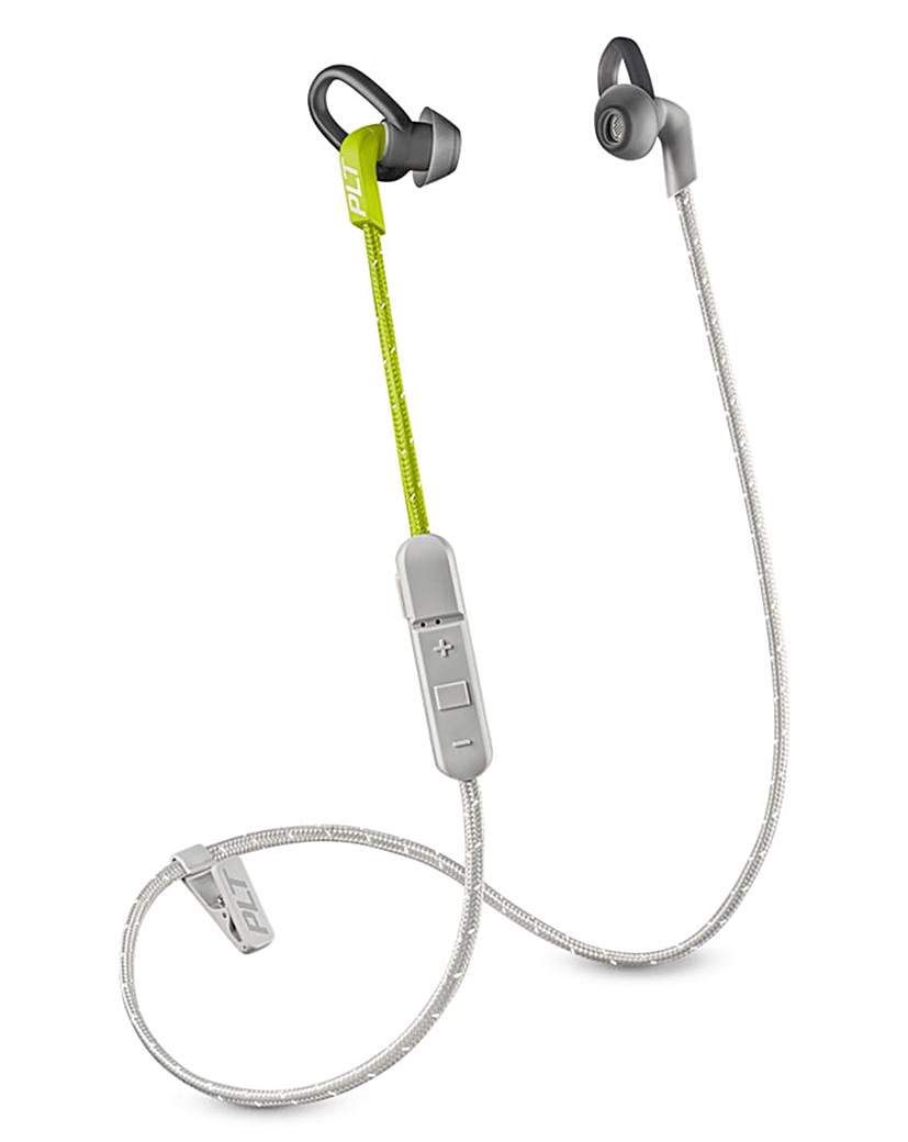 Image of Back Beat Fit 305 Sports Grey-Lime