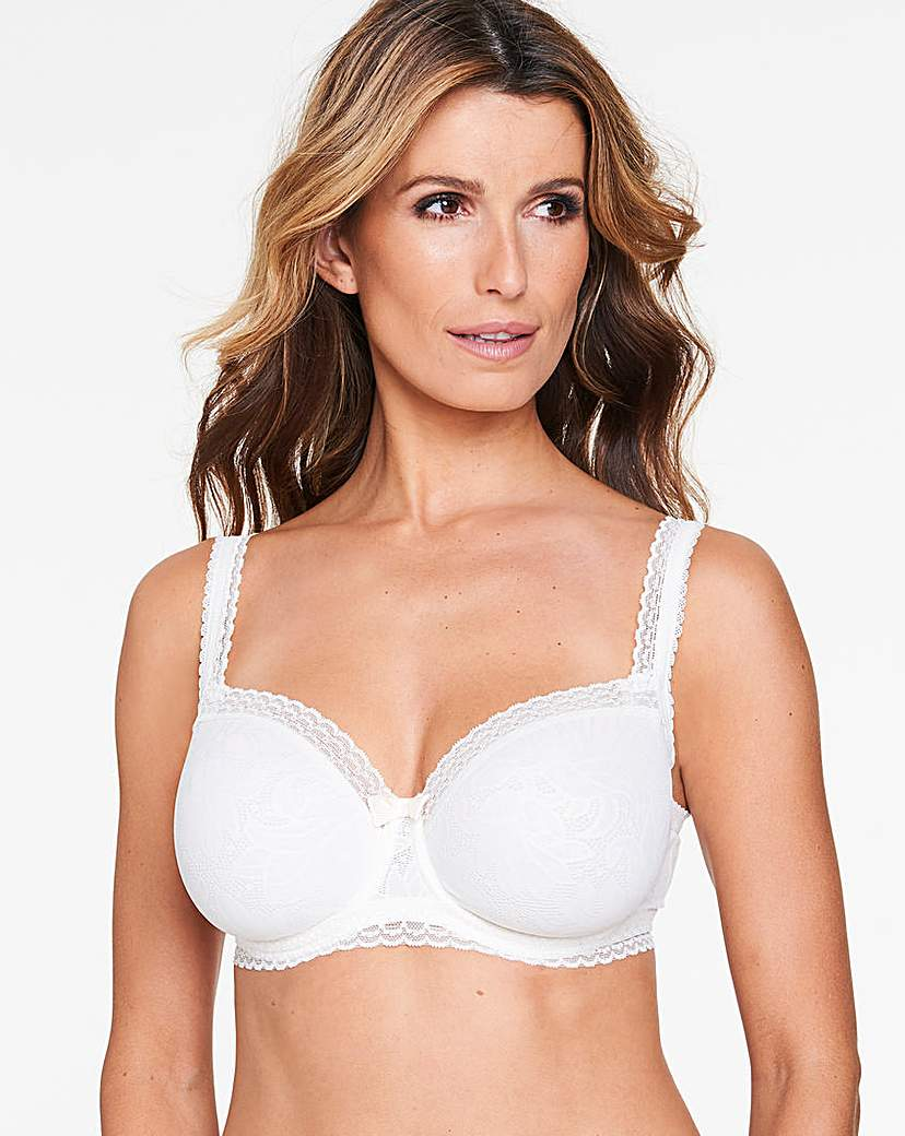 Image of Playtex InvisibleElegance AntiqueWht Bra