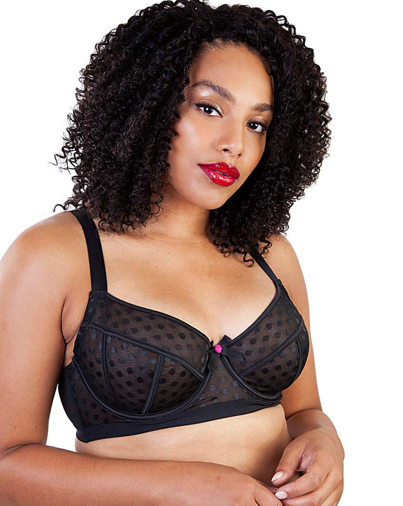 Gabi Fresh Lena Dotty Mesh Bra