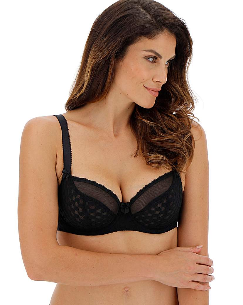 Image of Curvy Kate Dottie Balcony Wired Bra