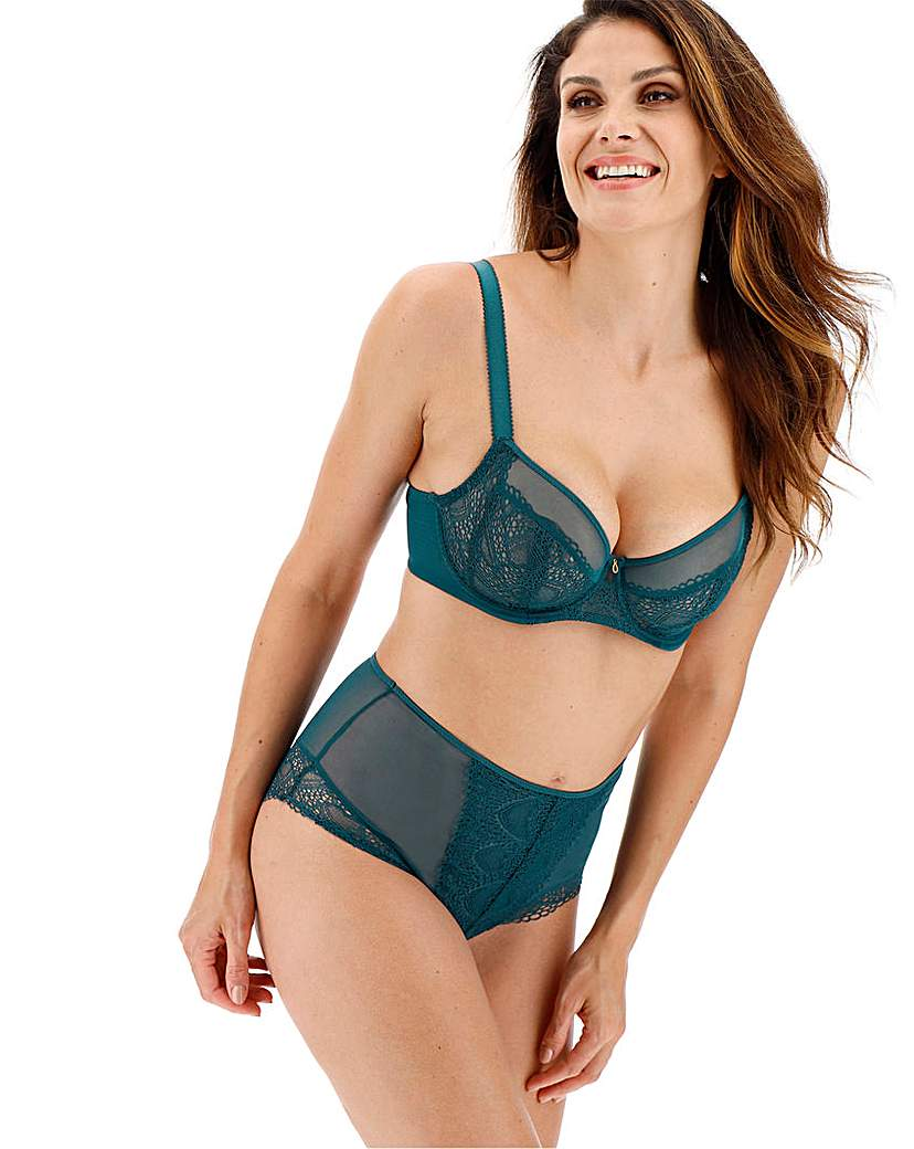 Image of Fantasie Twilight Full Cup Green Bra