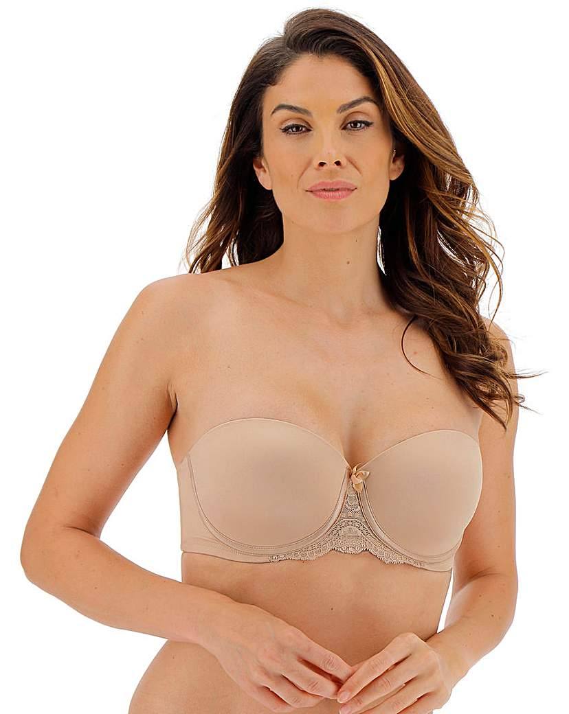 Image of Playtex Flower Elegance Strapless Bra